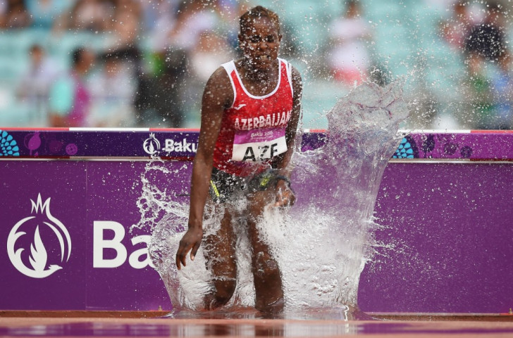 Teenage Azeri steeplechaser Beji registers second positive doping test of Baku 2015