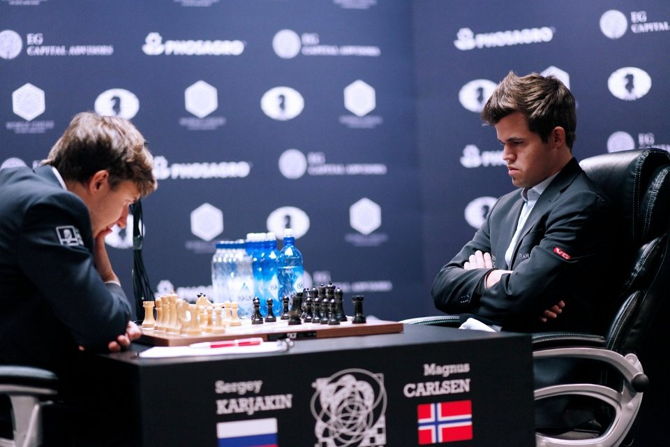 Seven games, seven draws as World Chess Championship continues in New York City
