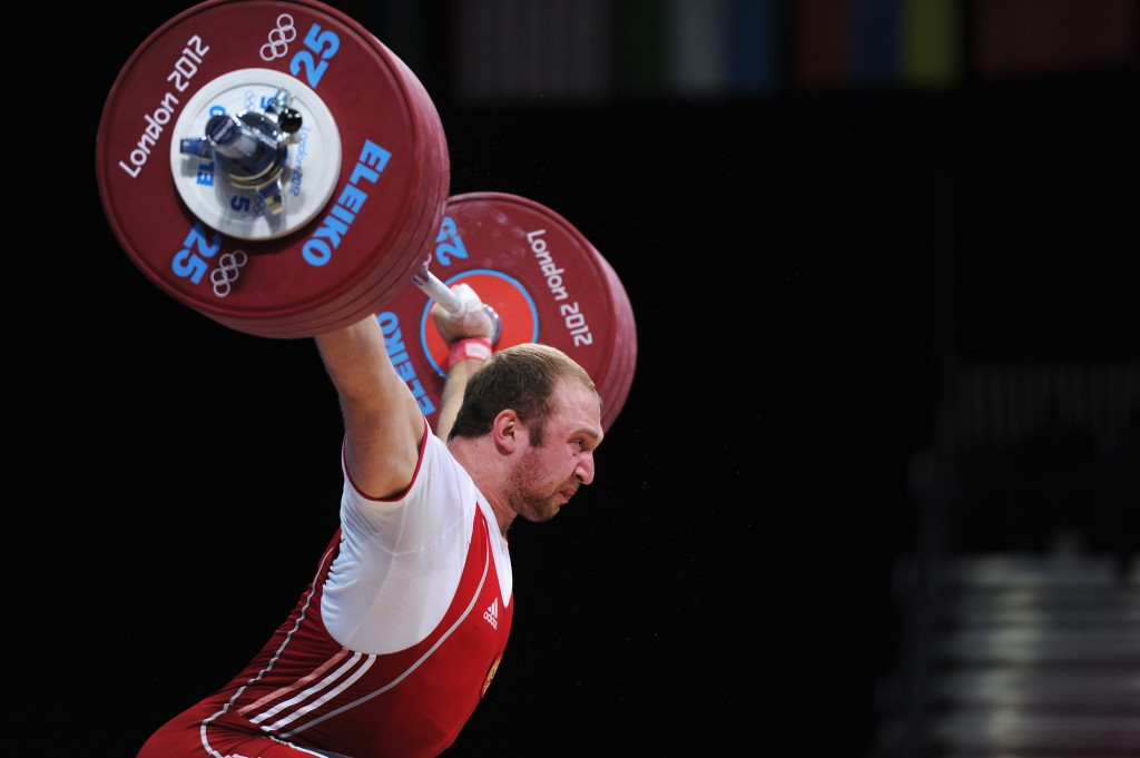 Alexandr Ivanov will lose his London 2012 silver medal after the retests ©Getty Images