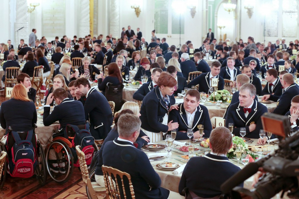 Russia held an alternative Paralympic event for those who were banned from Rio 2016 ©Getty Images