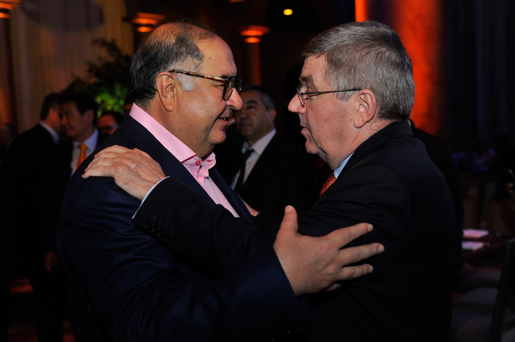 Usmanov braced for re-election as President of International Fencing Federation at Congress