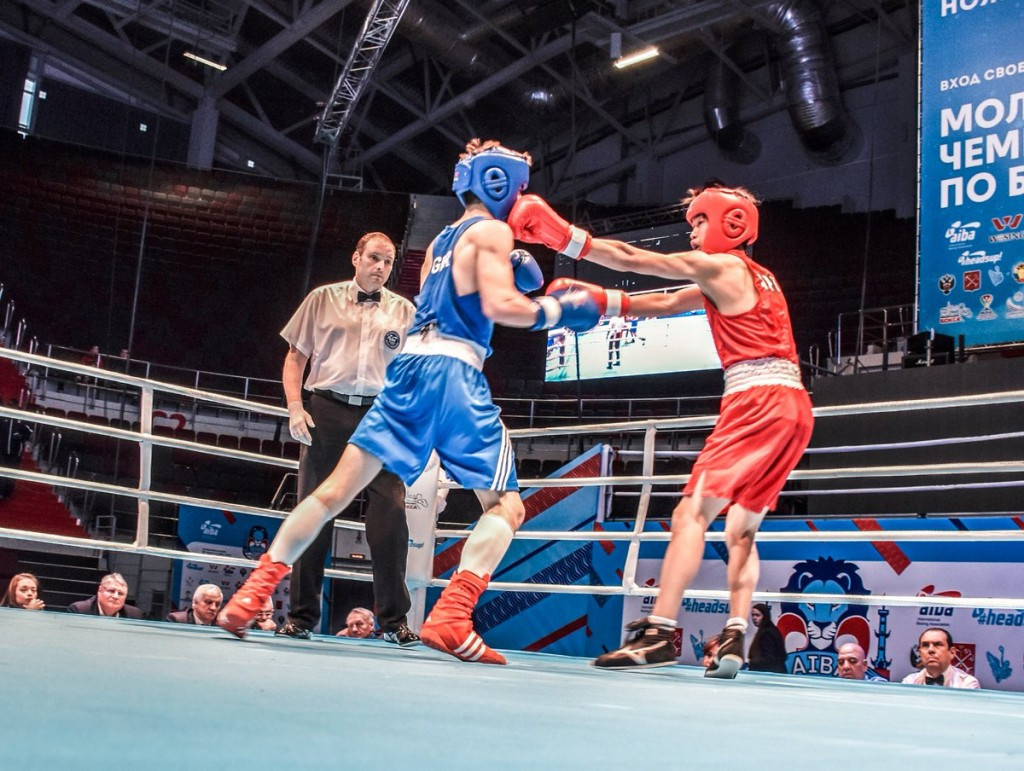 Delight for hosts as Murashev impresses at AIBA Youth World Championships