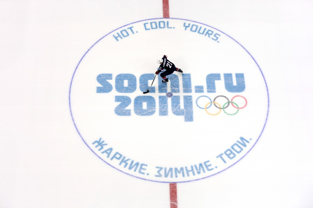 Winter Olympic derived payments have fallen, according to the Olympic Marketing Fact File ©Getty Images