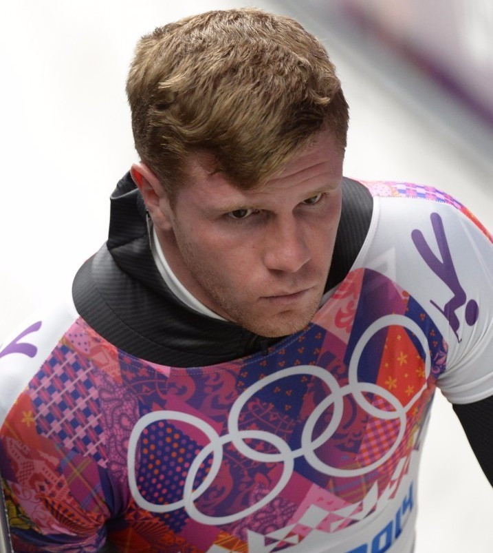 Daly reverses retirement from skeleton and eyes Pyeongchang 2018
