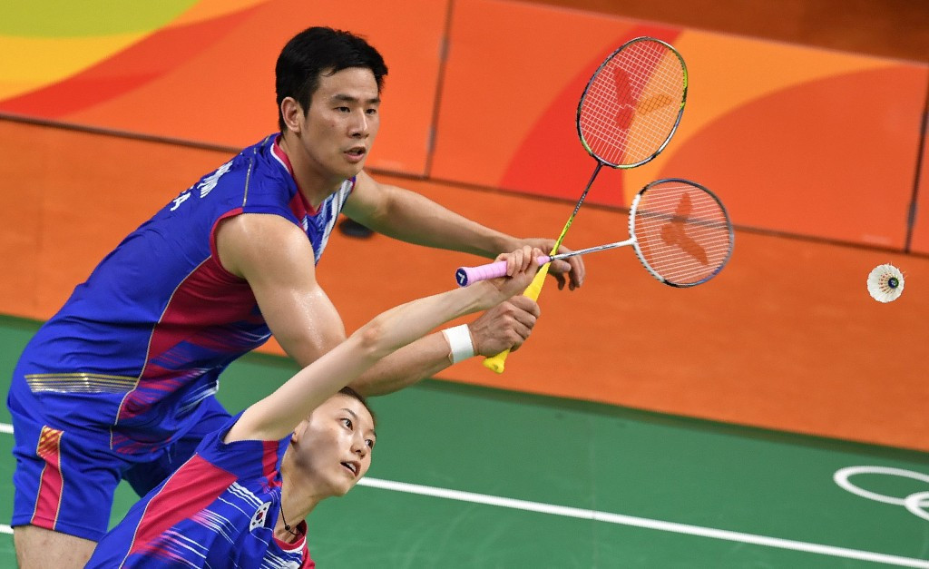 Top seeds suffer first round mixed doubles exit at BWF Hong Kong Open