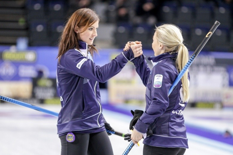 Mixed fortunes for Scottish men and women at home European Curling Championships