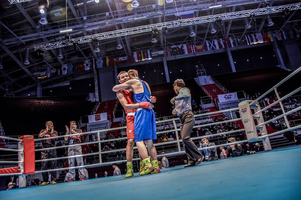 Kazakhstan on top with four wins at AIBA Youth World Championships