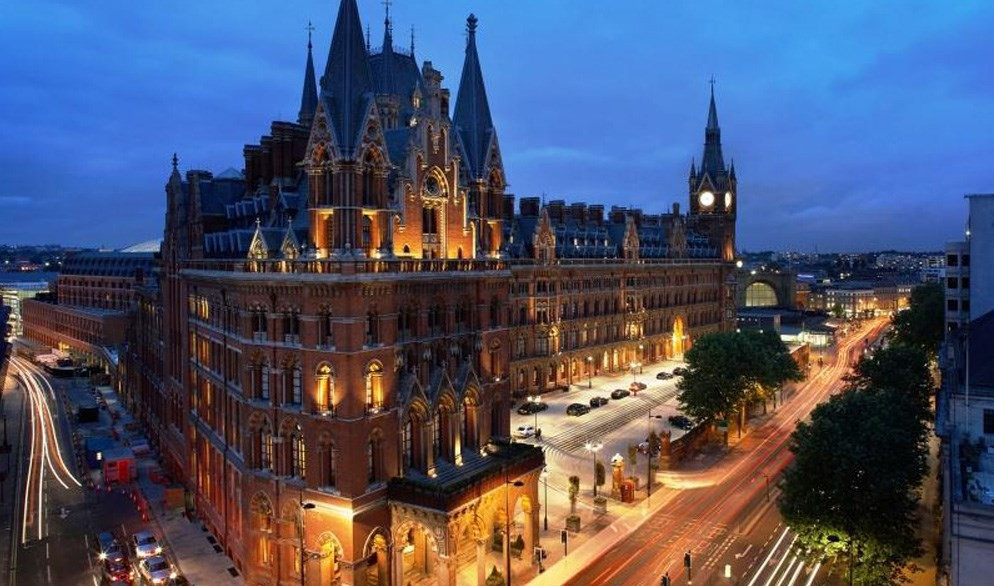 The St Pancras Renaissance Hotel in London will play host to the publication of the second McLaren Report, which is expected to include further revelations of state-sponsored doping in Russia ©St Pancras