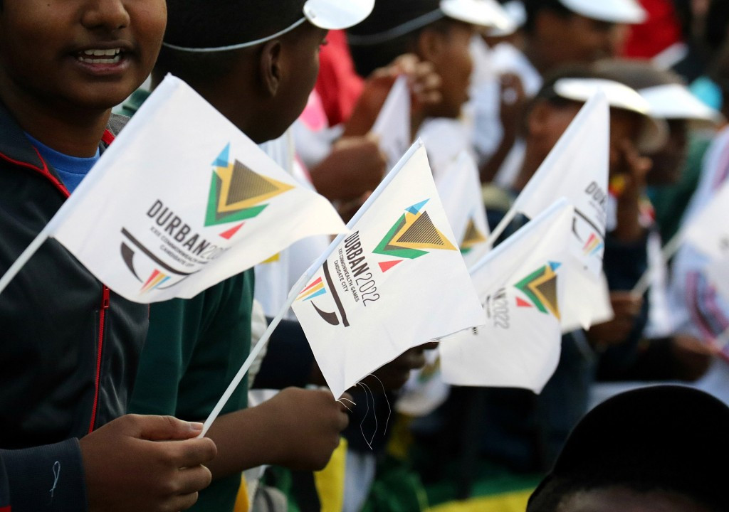 South African officials hold meeting with CGF in London as Durban 2022 deadline approaches