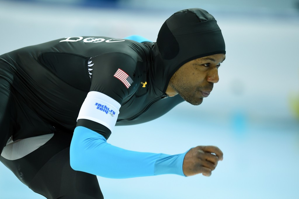 "Davis claims skinsuits used by American speed skaters at Sochi 2014 were ""defective"""