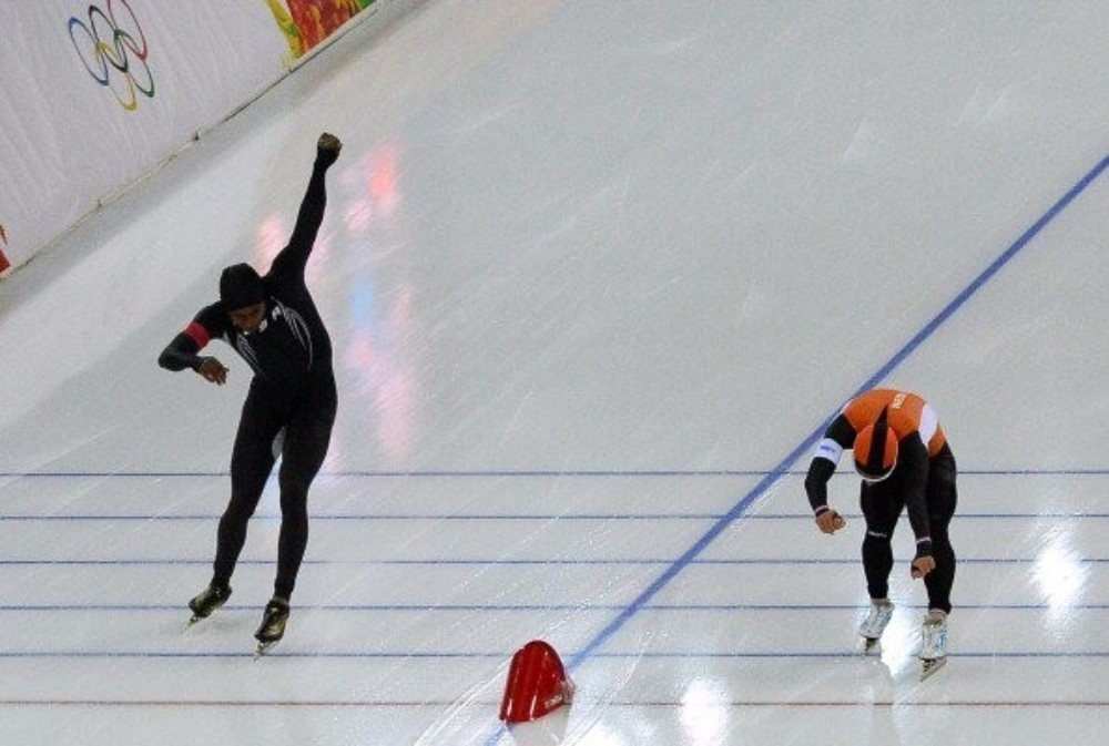 The United States failed to earn a long track speed skating medal at Sochi 2014 ©Getty Images