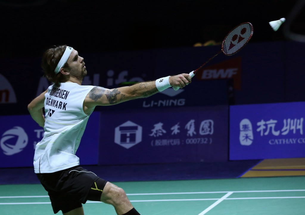 Jørgensen begins bid for back-to-back BWF Superseries titles with victory in Hong Kong