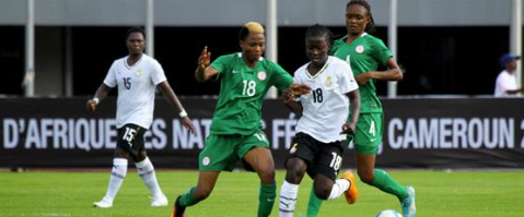 Ghana hold defending champions Nigeria at Africa Women Cup of Nations