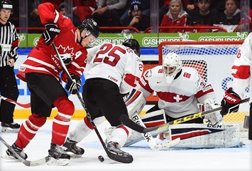 Exhibition games to take place across Canada ahead of 2017 IIHF World Junior Championships