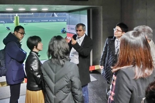The announcement was made after a protocol meeting was held in Sapporo ©Sapporo 2-17