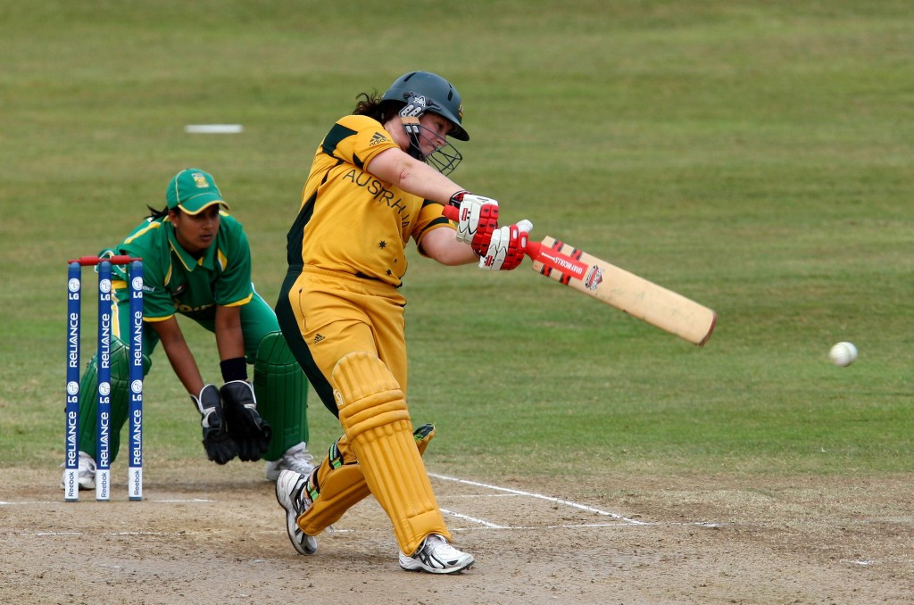 Karen Rolten is considered one of the greatest players in the history of women's cricket ©Getty Images