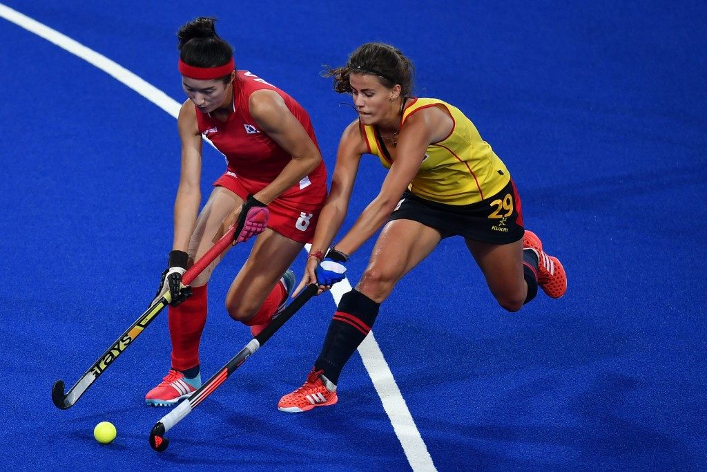 Rio 2016 Olympian Lucia Jimenez is due to represent Spain at the FIH Women's Junior Hockey World Cup ©Getty Images