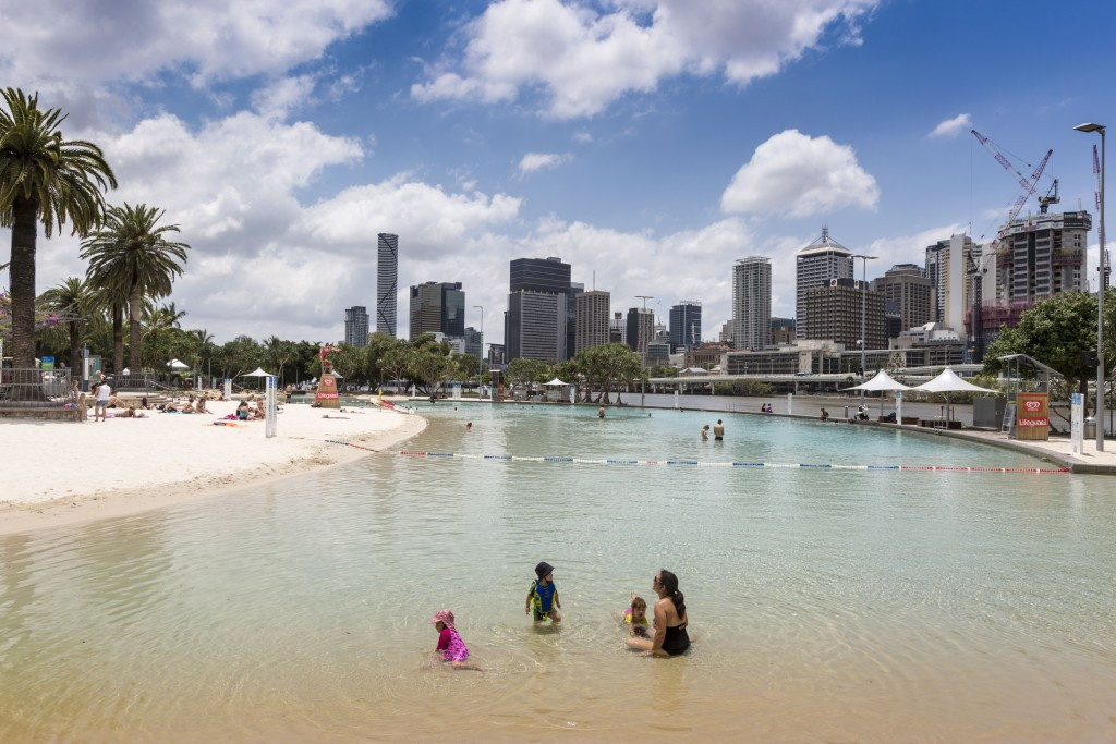The Inas General Assembly in 2017 will be held in Brisbane, the venue for the 2019 Global Games ©Getty Images
