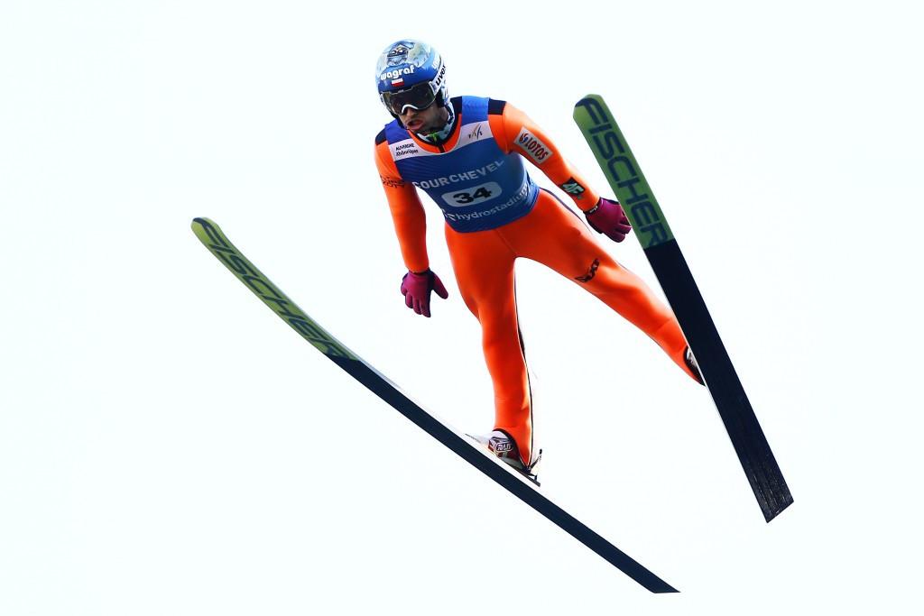 Kot heads ski jumping qualification as International Ski Federation Nordic season gets underway