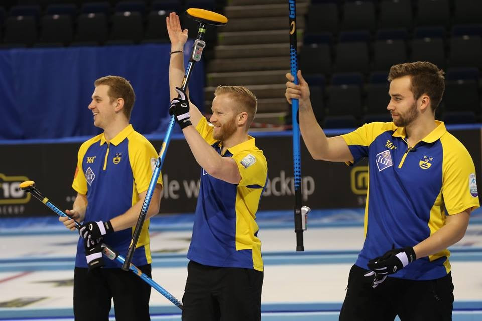 Norway and Sweden secure men's final spots at European Curling Championships