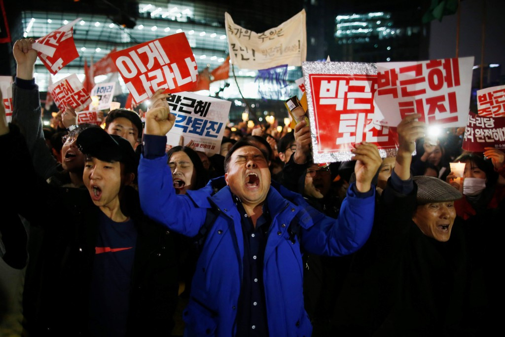 Pyeongchang 2018 hope test events will shift focus away from South Korean political scandal