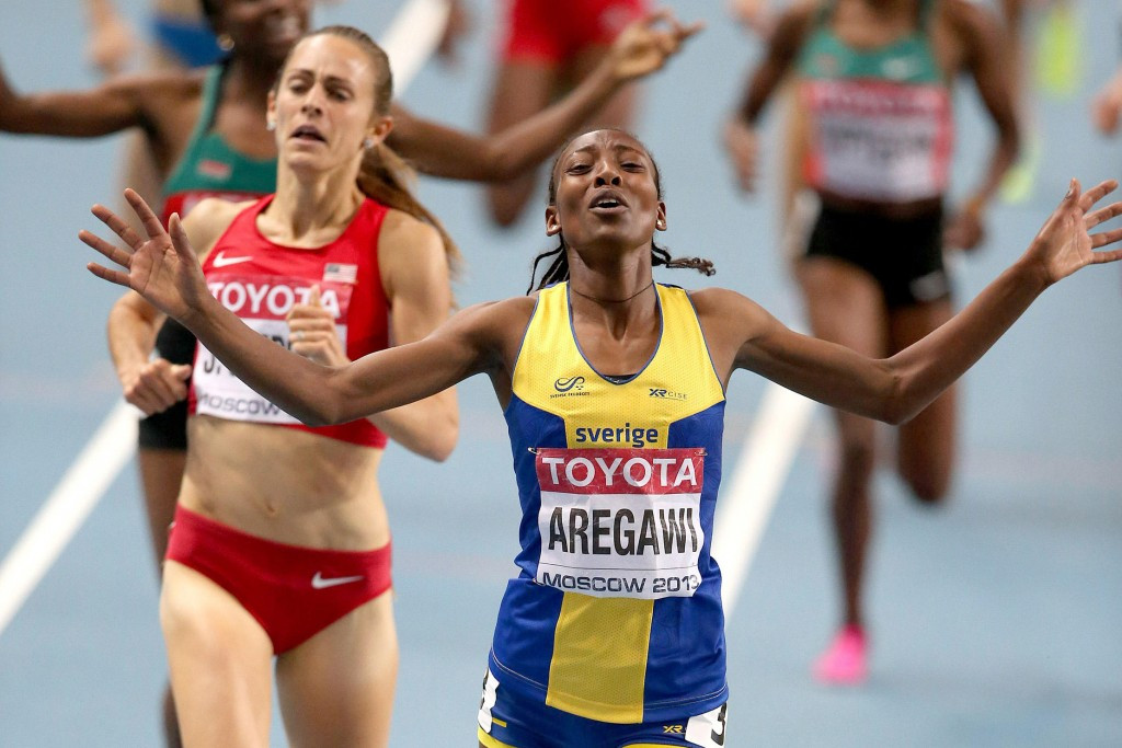 Former world 1500m champion Abeba Aregawi has not raced this year ©Getty Images