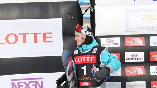 Canada's Sebastien Toutant achieved the best score of qualifying ©FIS