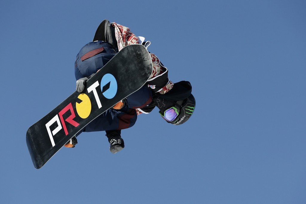 America's Chris Corning was one of the 10 qualifiers for tomorrow's final ©Getty Images