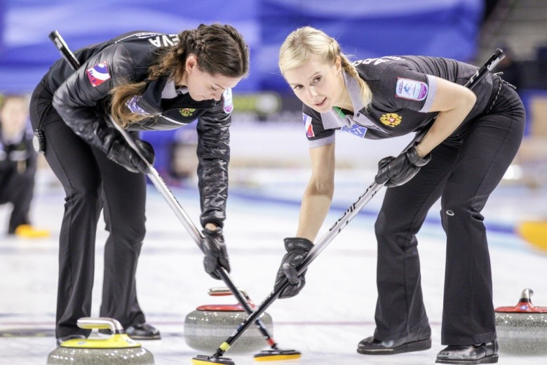 Russia to meet Sweden in final of women's European Curling Championships