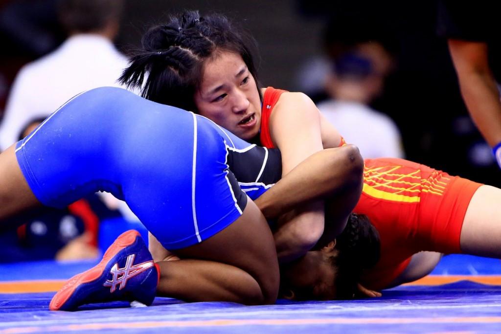 Japanese youngster earns gold medal at United World Wrestling Golden Grand Prix Final