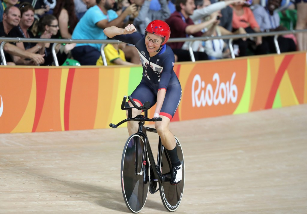 Dame Sarah Storey claimed there was a lack of clarity over organisation of para-cycling competitions ©Getty Images