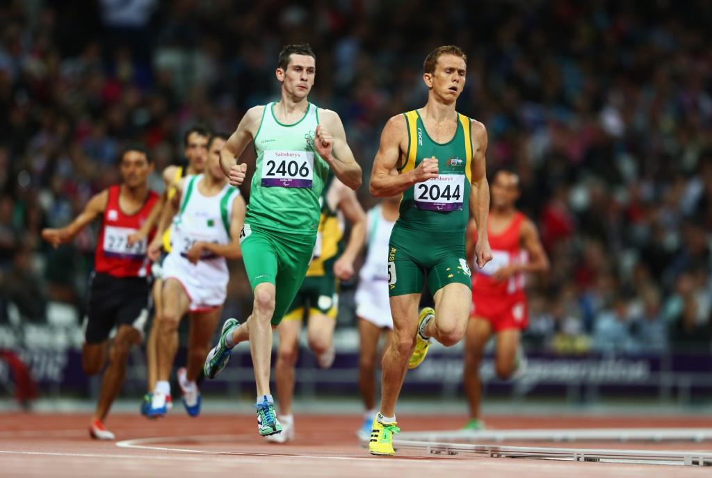 Triple Paralympic medallist Scott announces retirement from athletics