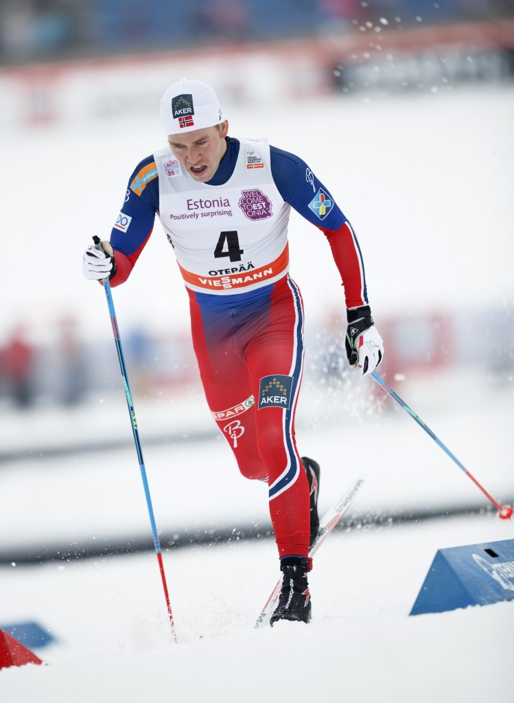 Golberg sprints to victory in first race of FIS Cross-Country World Cup season after late call-up