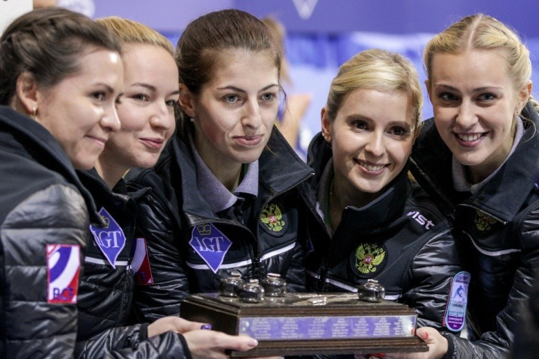 Russia and Sweden retain European Curling Championships titles