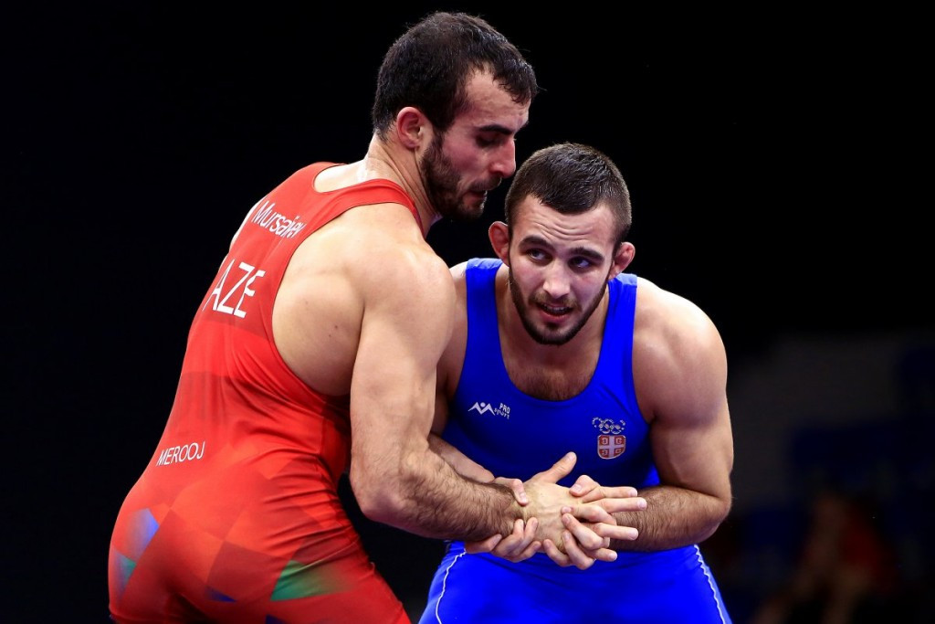 Nemes downs home hope to claim UWW Golden Grand Prix Final gold but Azerbaijan dominate Greco-Roman events