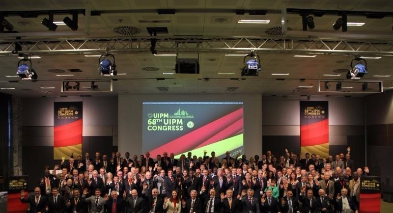 The UIPM awarded World Championships to Mexico City and Budapest ©UIPM