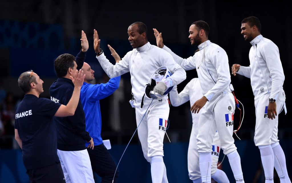 "Trevejo wins golden double in European Games fencing as Switzerland are ""cheated"" out of bronze"