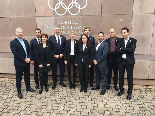 Paris 2024 claim IOC candidate city workshop has helped fine-tune plans