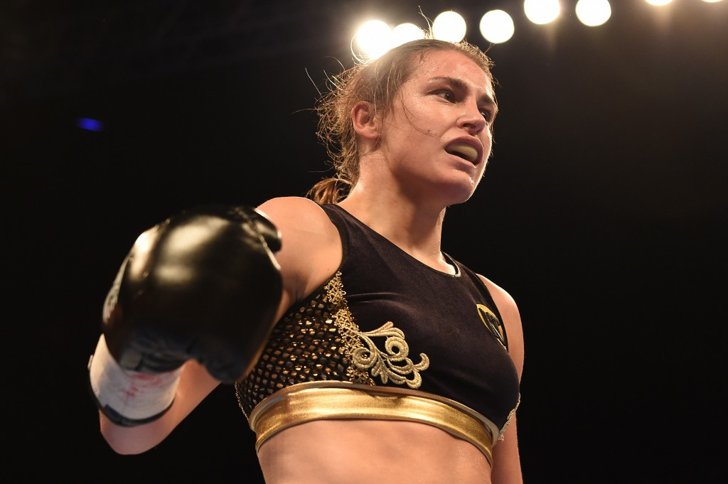 London 2012 boxing champion Taylor eases to victory in maiden professional fight