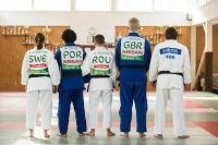 IBSA Judo creates training video for coaches