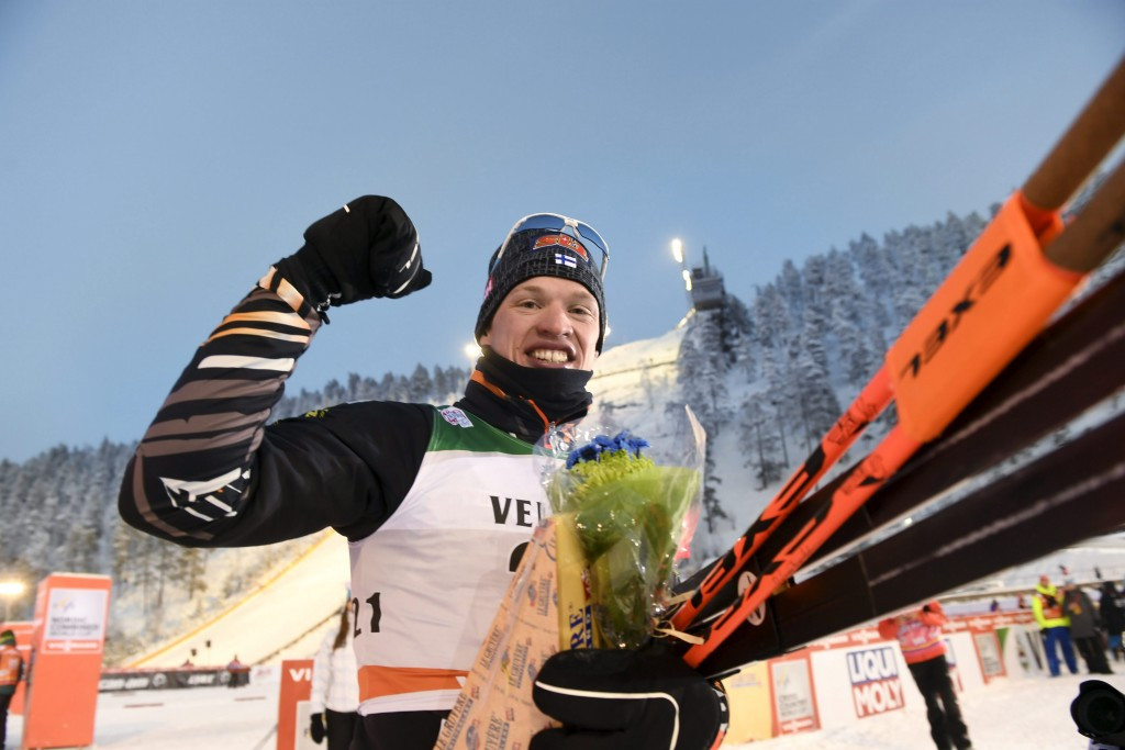 Niskanen claims home win at FIS Cross-Country World Cup as Bjørgen returns in style
