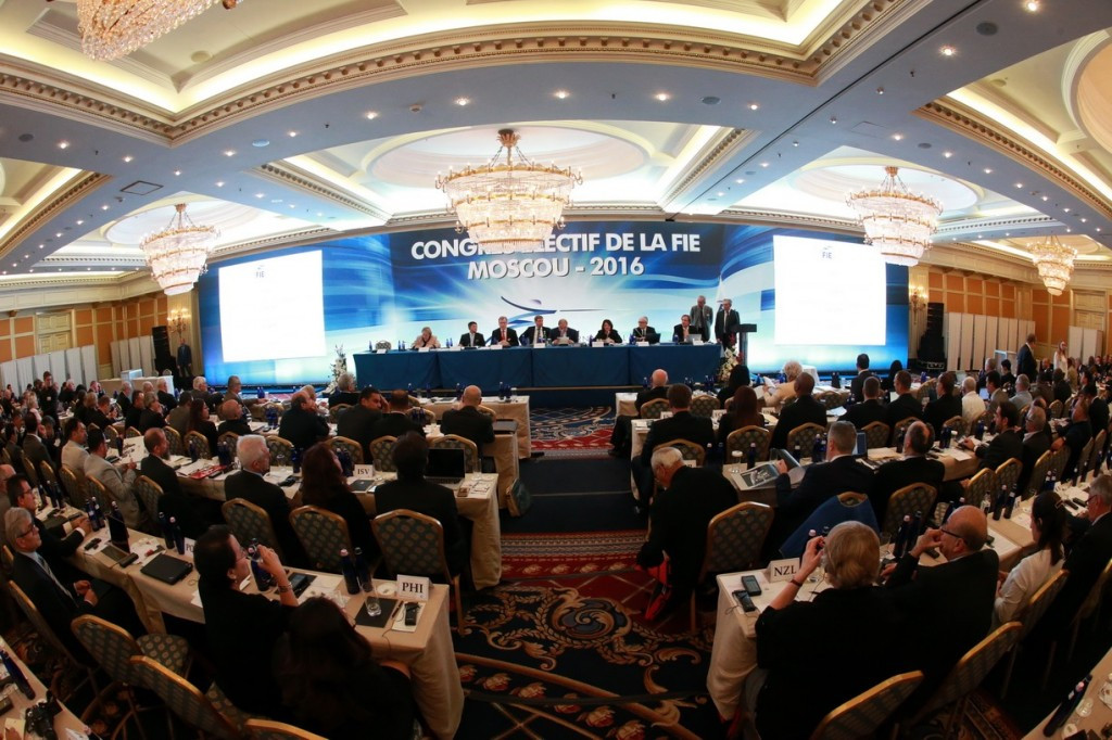 The Congress confirmed Budapest as host of the 2019 Senior World Championships ©FIE