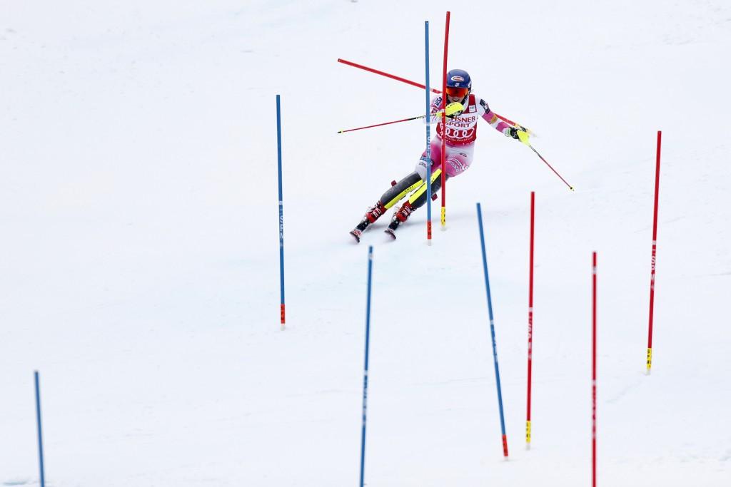 Shiffrin maintains FIS Alpine World Cup slalom dominance in Killington