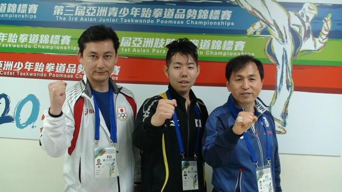 Athletes gear up for inaugural Asian Para-Taekwondo Championships