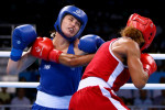 Fighting Irish stop Azerbaijan juggernaut at European Games with two gold medals