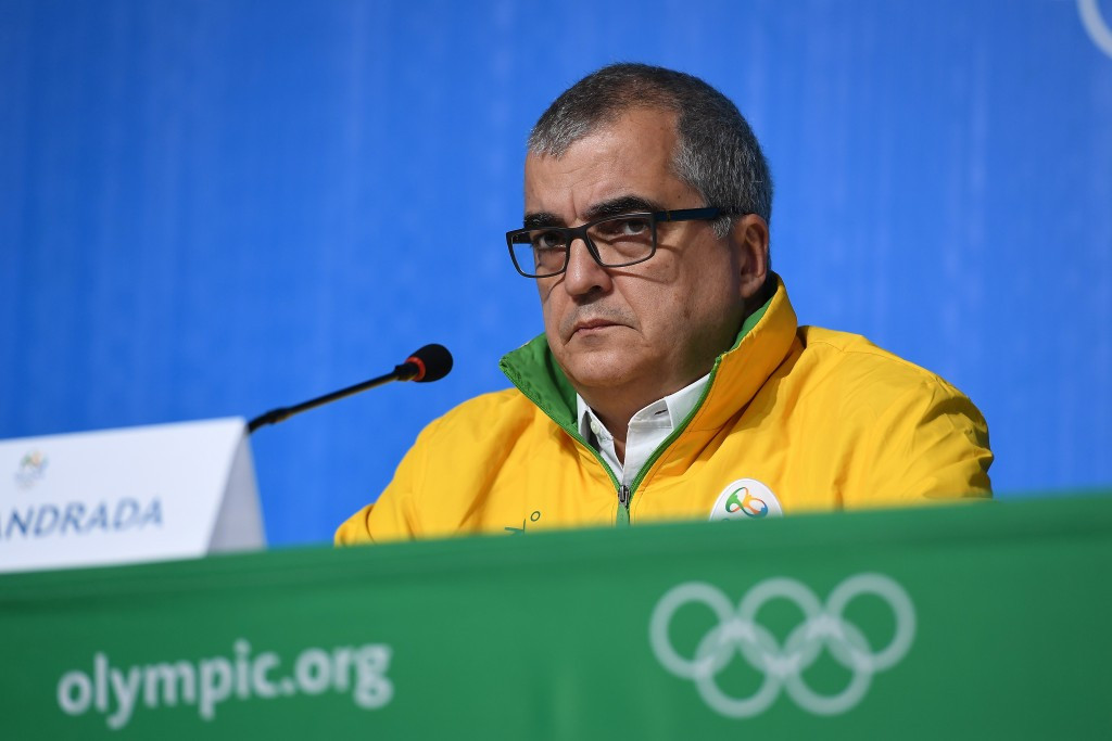 Rio 2016 communications director Mario Andrada has insisted that improvements are taking place to pay those still owed money from the Games ©Getty Images