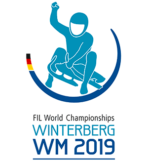 Official logo for 2019 FIL World Championships revealed