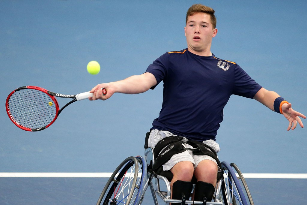 British duo added to Wheelchair Tennis Masters field following injuries