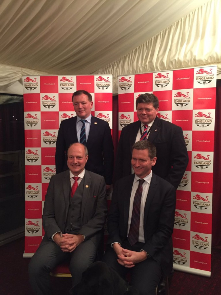 Team England held a Parliamentary Reception in the House of Lords  ©Damian Collins/Twitter