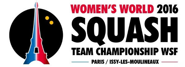 Action has begun at the Women's World Team Squash Championships ©World Squash